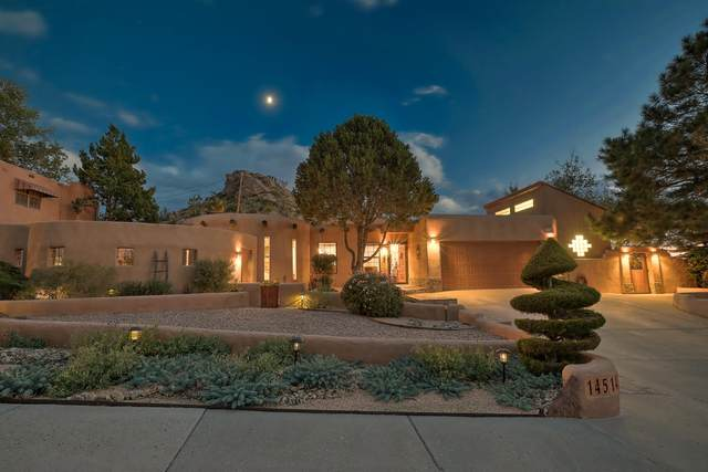 14514 Hilldale Road NE, Albuquerque, NM 87123 (MLS #1001331) :: Campbell & Campbell Real Estate Services
