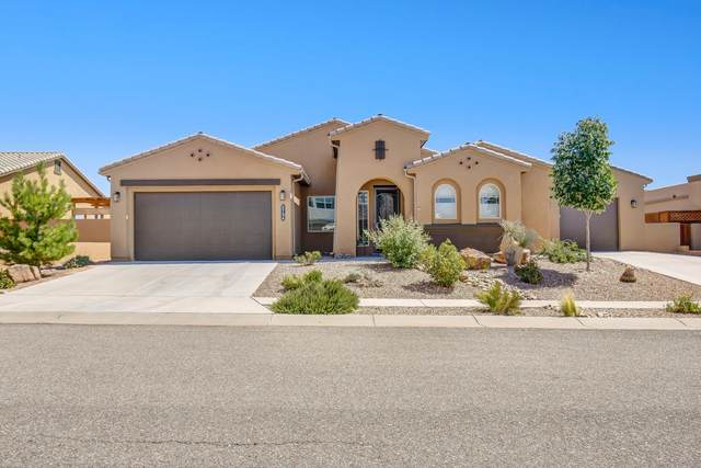 5704 Pikes Peak Loop NE, Rio Rancho, NM 87144 (MLS #1001336) :: Campbell & Campbell Real Estate Services