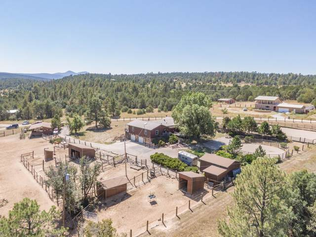 221 Skyland Boulevard, Tijeras, NM 87059 (MLS #1001346) :: Campbell & Campbell Real Estate Services