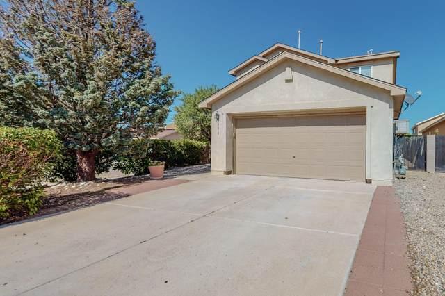 8619 Casa De Luz Court NW, Albuquerque, NM 87120 (MLS #1001350) :: Keller Williams Realty