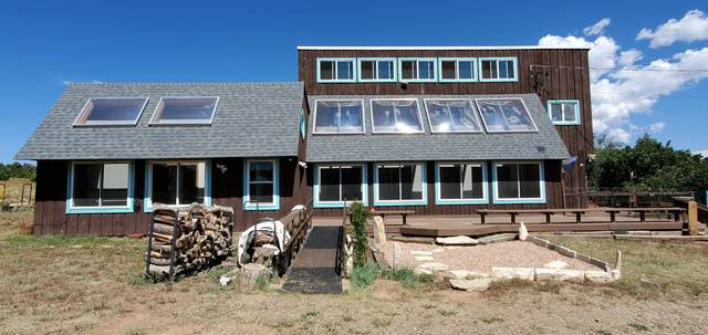43 Apple Ranch Road, Tijeras, NM 87059 (MLS #1001374) :: Campbell & Campbell Real Estate Services