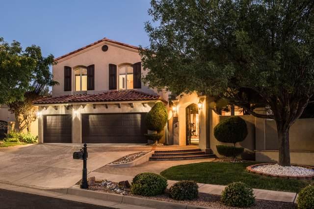 11516 Zinfandel Avenue NE, Albuquerque, NM 87122 (MLS #1001377) :: Keller Williams Realty