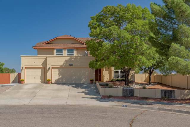 5109 Rae Court NE, Rio Rancho, NM 87144 (MLS #1001381) :: Campbell & Campbell Real Estate Services