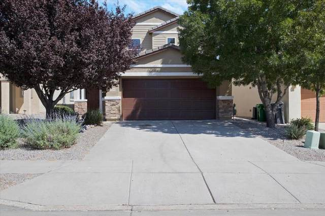 3648 Clear Creek Road NE, Rio Rancho, NM 87144 (MLS #1001382) :: Campbell & Campbell Real Estate Services