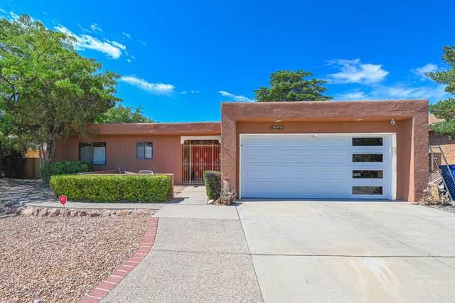 5305 Thomas Drive NE, Albuquerque, NM 87111 (MLS #1001383) :: Campbell & Campbell Real Estate Services
