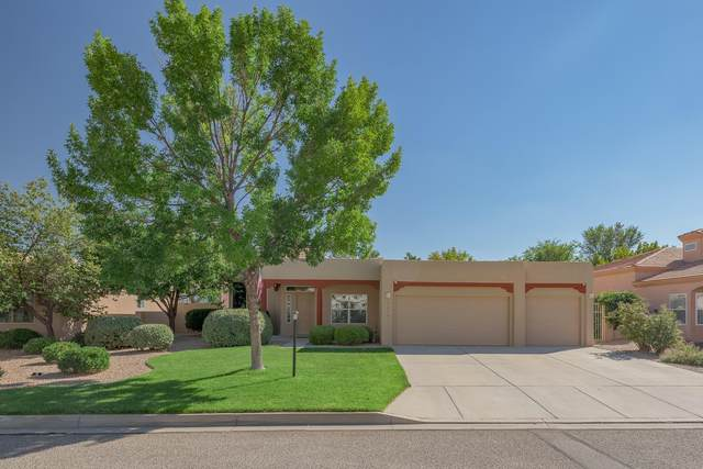 3538 Newcastle Drive SE, Rio Rancho, NM 87124 (MLS #1001384) :: Campbell & Campbell Real Estate Services