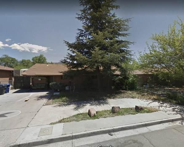 2336 Wyoming Boulevard NE, Albuquerque, NM 87112 (MLS #1001390) :: The Buchman Group