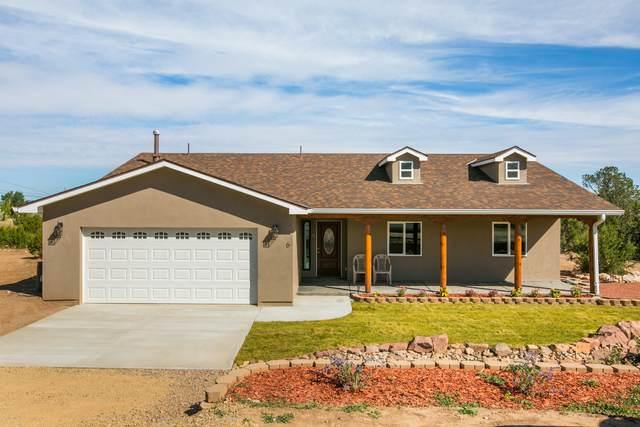 6 Stanley Road, Edgewood, NM 87015 (MLS #1001393) :: Berkshire Hathaway HomeServices Santa Fe Real Estate