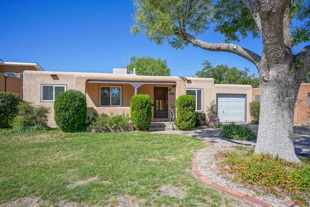 821 Monroe Street NE, Albuquerque, NM 87110 (MLS #1001428) :: Keller Williams Realty
