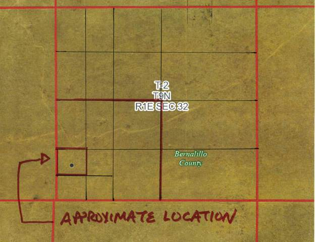 Off Pajarito Road SW, Albuquerque, NM 87121 (MLS #1001434) :: Campbell & Campbell Real Estate Services
