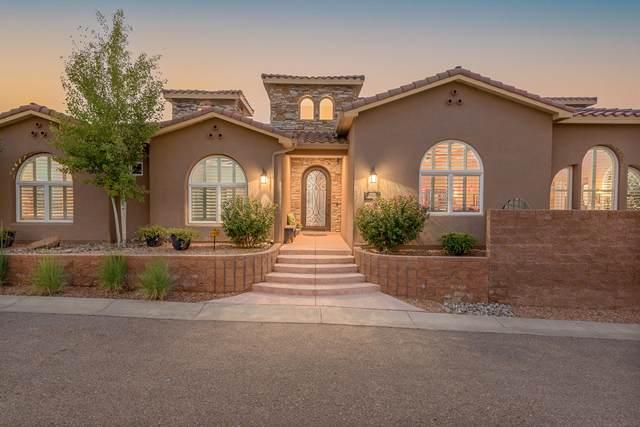 7900 Florence Avenue NE, Albuquerque, NM 87122 (MLS #1001455) :: Keller Williams Realty