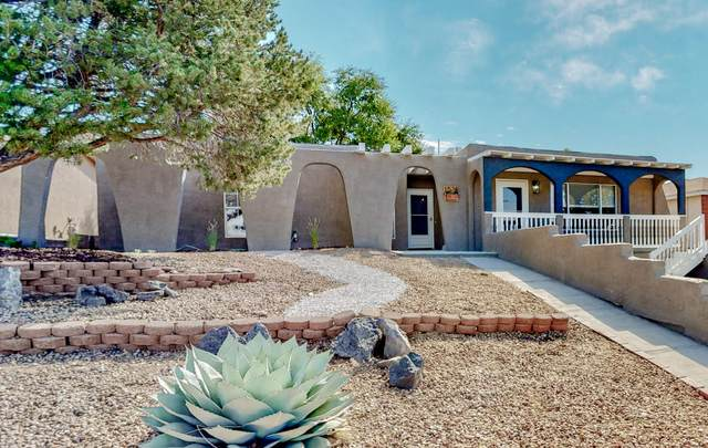 1524 Jewett Drive NE, Albuquerque, NM 87112 (MLS #1001456) :: The Buchman Group