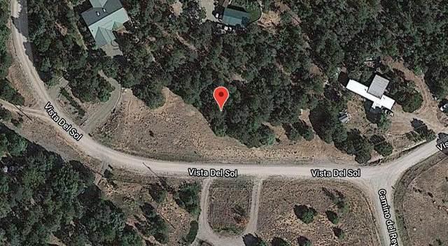 40 Vista Del Sol, Tijeras, NM 87059 (MLS #1001460) :: Campbell & Campbell Real Estate Services