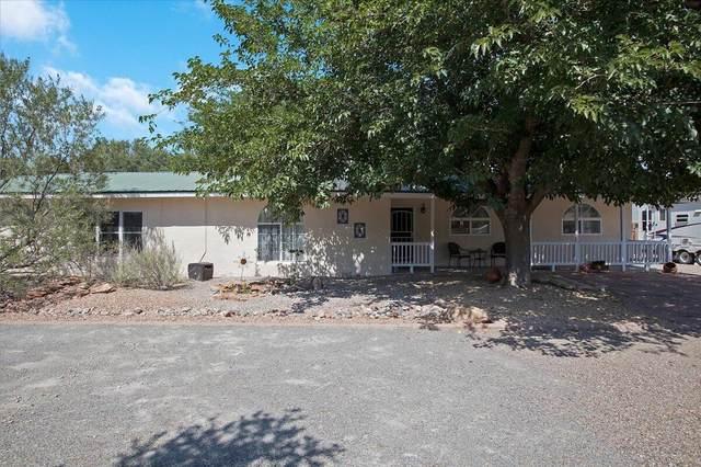 601 El Pueblo Road NW, Los Ranchos, NM 87107 (MLS #1001480) :: HergGroup Albuquerque
