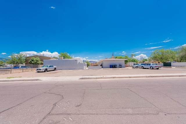 302 Virginia Street NE, Albuquerque, NM 87108 (MLS #1001490) :: Campbell & Campbell Real Estate Services