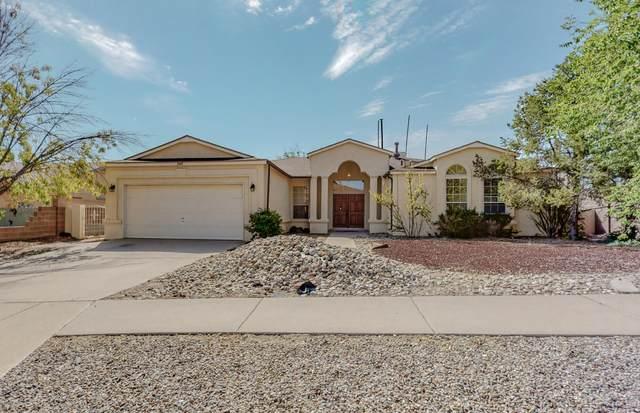 1048 N Sandia Vista Road NE, Rio Rancho, NM 87144 (MLS #1001493) :: Keller Williams Realty