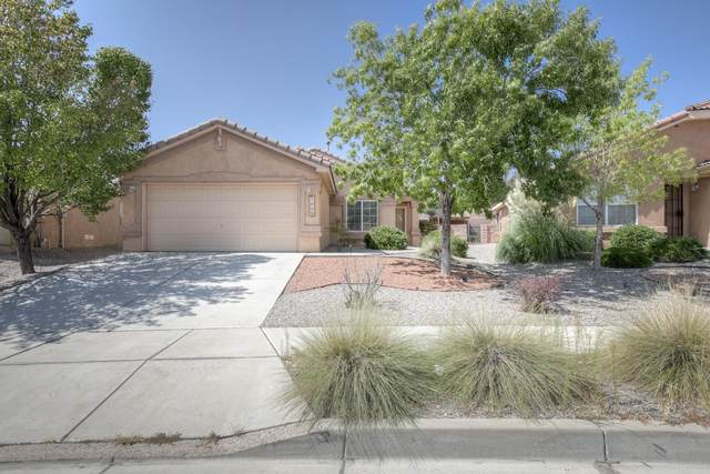 1005 Kanaga Drive NW, Albuquerque, NM 87120 (MLS #1001507) :: Keller Williams Realty