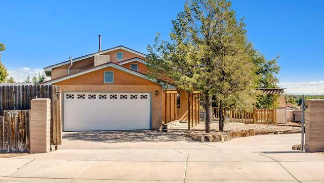 512 Socorro Drive SW, Los Lunas, NM 87031 (MLS #1001538) :: Campbell & Campbell Real Estate Services