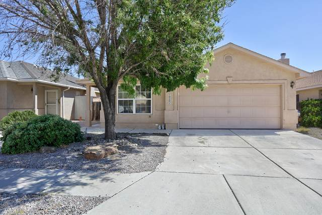1920 Yarbrough Place NW, Albuquerque, NM 87120 (MLS #1001569) :: Keller Williams Realty