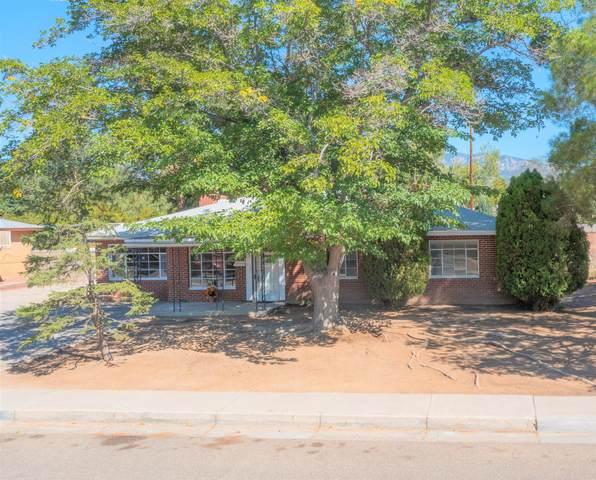 1908 Virginia Street NE, Albuquerque, NM 87110 (MLS #1001595) :: Keller Williams Realty