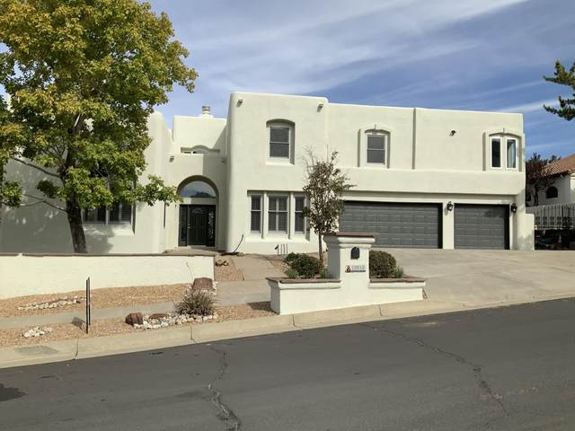 13613 Crested Butte Drive NE, Albuquerque, NM 87112 (MLS #1001599) :: The Buchman Group