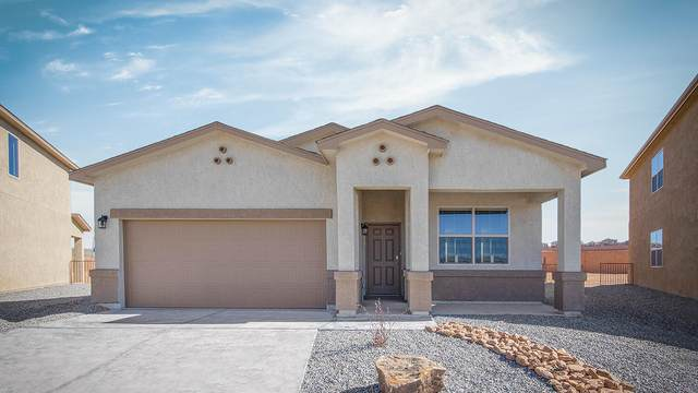25 Wilson Road, Los Lunas, NM 87031 (MLS #1001625) :: Campbell & Campbell Real Estate Services