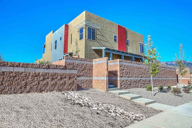 1612 Domino Drive SE, Albuquerque, NM 87123 (MLS #1001626) :: Campbell & Campbell Real Estate Services