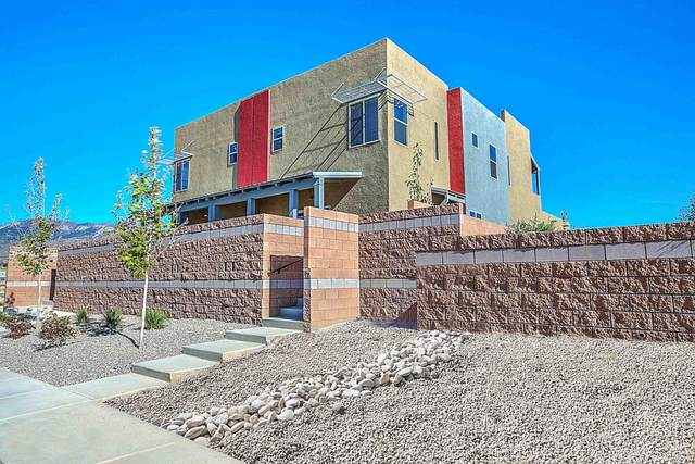1608 Domino Drive SE, Albuquerque, NM 87123 (MLS #1001629) :: Campbell & Campbell Real Estate Services
