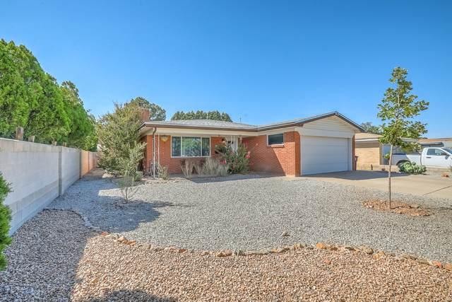 709 Truman Street NE, Albuquerque, NM 87110 (MLS #1001636) :: Keller Williams Realty