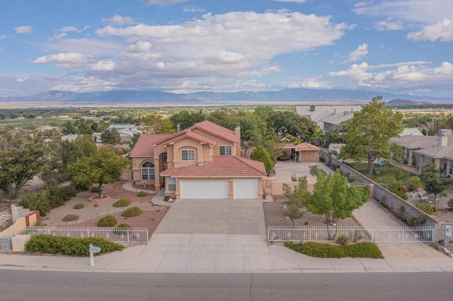 944 Grant Boulevard SW, Los Lunas, NM 87031 (MLS #1001653) :: Campbell & Campbell Real Estate Services