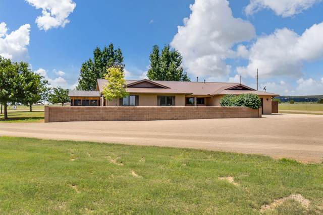 90 Nugent Road, Edgewood, NM 87015 (MLS #1001654) :: The Buchman Group