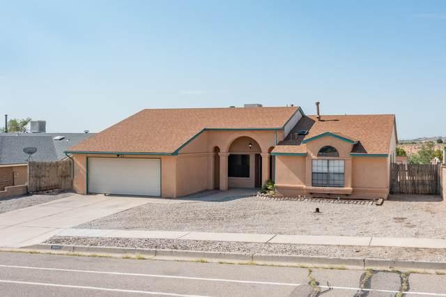 1016 Sandia Vista Road NE, Rio Rancho, NM 87144 (MLS #1001659) :: Keller Williams Realty