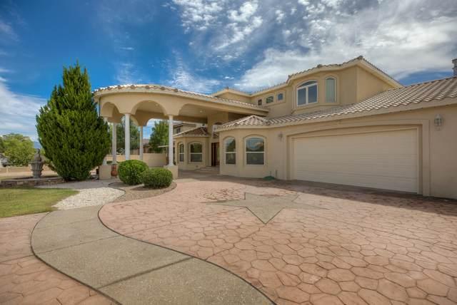 2304 La Vista Court NW, Albuquerque, NM 87120 (MLS #1001664) :: Keller Williams Realty