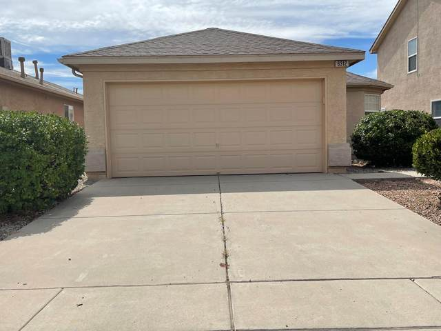6312 Orfeo Trail NW, Albuquerque, NM 87114 (MLS #1001665) :: Campbell & Campbell Real Estate Services