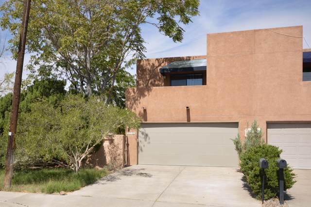 3001 Cutler Avenue NE, Albuquerque, NM 87106 (MLS #1001692) :: Keller Williams Realty