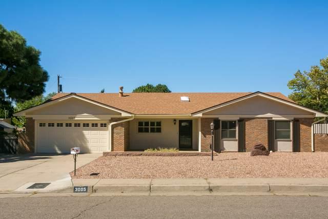 3005 Utah Street NE, Albuquerque, NM 87110 (MLS #1001693) :: Keller Williams Realty