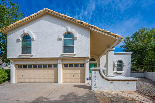 1832 Westwood Avenue NW, Albuquerque, NM 87120 (MLS #1001726) :: Keller Williams Realty