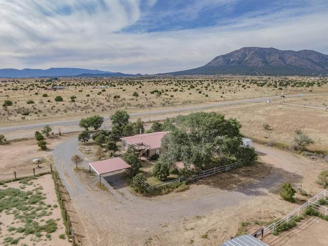 590 State Road 344, Edgewood, NM 87015 (MLS #1001730) :: Campbell & Campbell Real Estate Services
