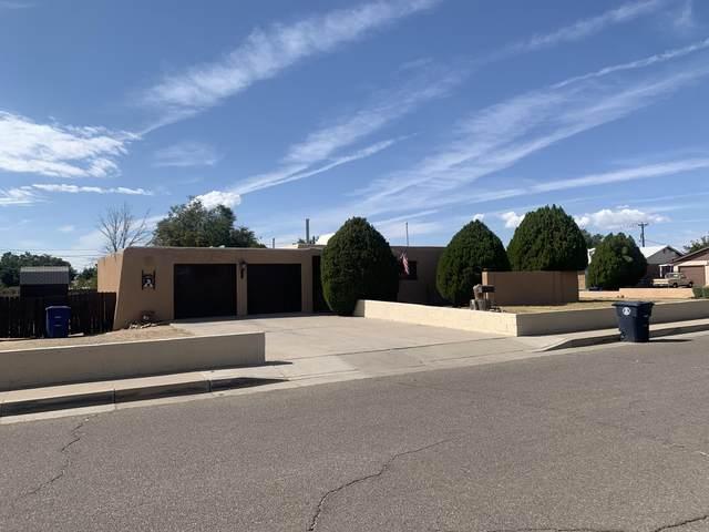 3511 Morningside Drive NE, Albuquerque, NM 87110 (MLS #1001740) :: Keller Williams Realty