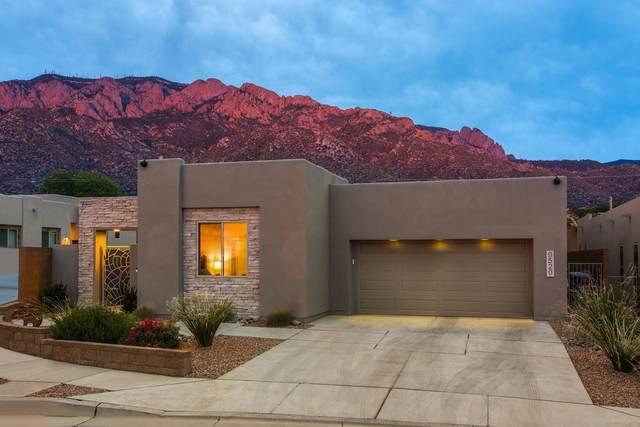9520 Ridge Vista Drive NE, Albuquerque, NM 87122 (MLS #1001749) :: Keller Williams Realty