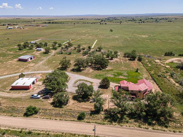 134 Mi Ranchito Road, Moriarty, NM 87035 (MLS #1001764) :: Sandi Pressley Team