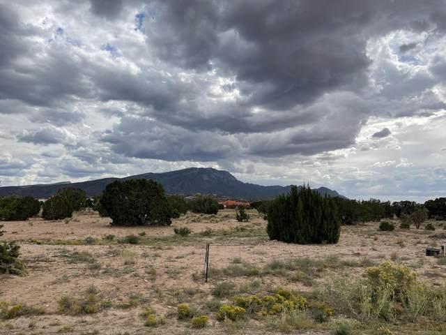 Lot 28, Wild Horse Mesa Loop, Placitas, NM 87043 (MLS #1001784) :: Keller Williams Realty