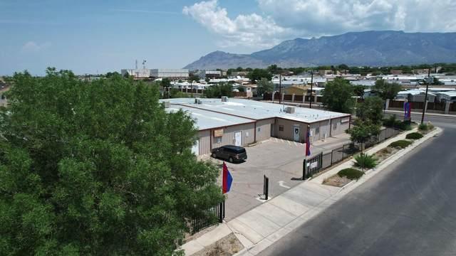 7801 Louisiana Boulevard NE, Albuquerque, NM 87109 (MLS #1001803) :: Campbell & Campbell Real Estate Services