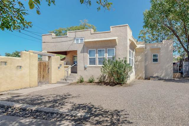 114 Maple 116 Street SE, Albuquerque, NM 87106 (MLS #1001812) :: Campbell & Campbell Real Estate Services
