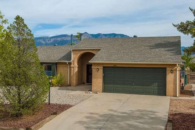 6343 Roadrunner Loop NE, Rio Rancho, NM 87144 (MLS #1001828) :: Keller Williams Realty
