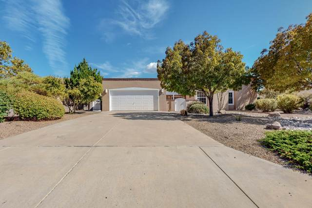2552 Sandia Loop NE, Rio Rancho, NM 87144 (MLS #1001832) :: Campbell & Campbell Real Estate Services