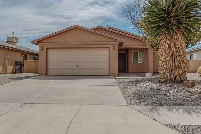 516 Cimarron Meadows Drive NE, Rio Rancho, NM 87144 (MLS #1001843) :: Keller Williams Realty