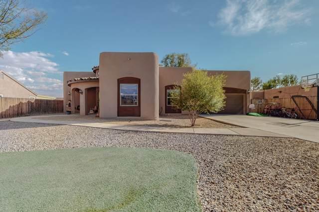 2820 Stapleton Avenue NE, Rio Rancho, NM 87124 (MLS #1001851) :: Keller Williams Realty