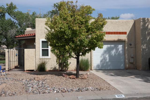 606 Eastlake Drive SE, Rio Rancho, NM 87124 (MLS #1001860) :: Campbell & Campbell Real Estate Services