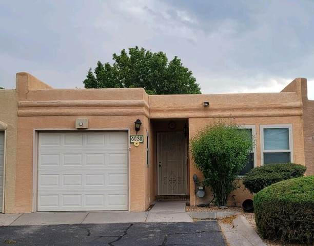 6030 Del Campo Place NE, Albuquerque, NM 87109 (MLS #1001861) :: Keller Williams Realty